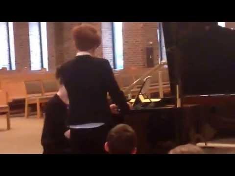 Chopin Revolutionary Etude (Disclaimer: work in progress)