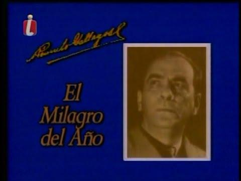 Ciclo de oro de Rómulo Gallegos: El milagro del año con Tatiana Capote y Franklin Virgüez