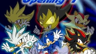 Sonic Advance Z Opening