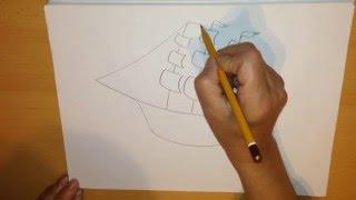 Рисунки карандашом, Корабль, Рисовалка онлайн, Draw pictures, sketch paint, Ship(Рисунки карандашом, Корабль, Рисовалка онлайн, Draw pictures, sketch paint, Ship., 2015-12-26T12:29:56.000Z)