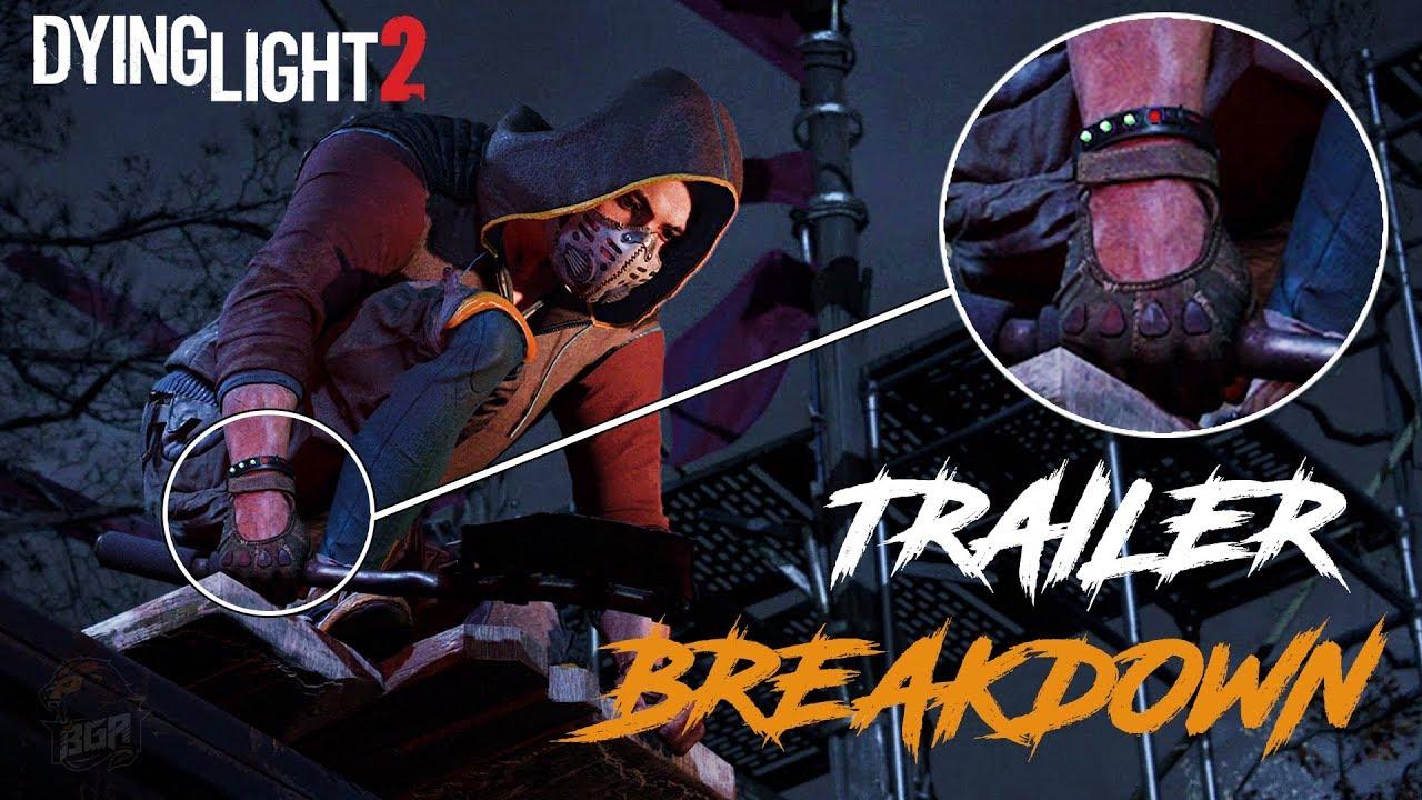Dying Light 2 - Trailer Breakdown | Easter Eggs You Missed | E3 2019 thumbnail