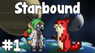 Starbound Adventures MK5 - SUPER PROGRESS - E.1 Stable Build
