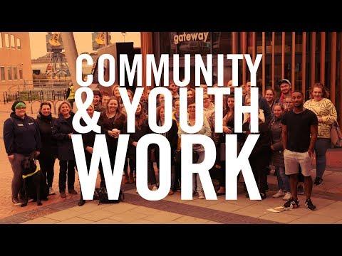 Community & Youth Work - University of Sunderland