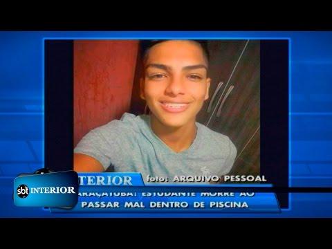 Estudante morre após passar mal em piscina de Araçatuba