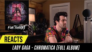 Producer Reacts to ENTIRE Lady Gaga Album - Chromatica