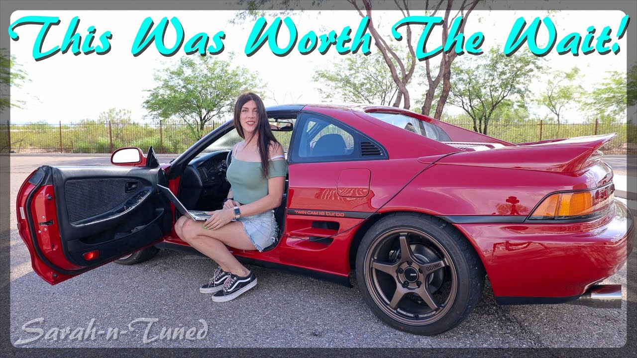 The Time Has Finally Come! // Project MR2 Turbo ATS Street Tune