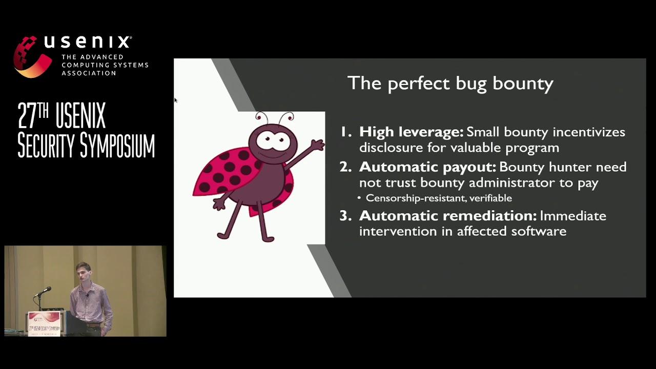 Enter the Hydra: Towards Principled Bug Bounties and Exploit