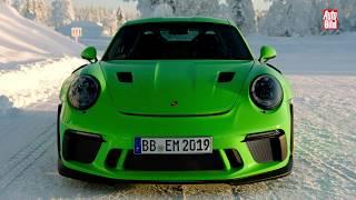 2018 Porsche 911 GT3 RS  / Impressionen / Details / Sound - AUTO BILD SPORTSCARS