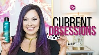 Current Obsessions August | Makeup Geek