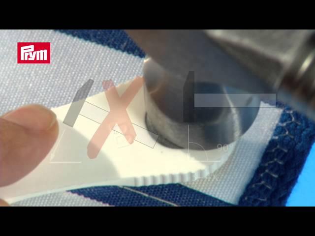 Nähfrei Ösen 11 mm von Prym