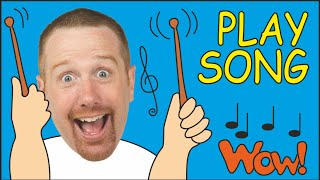 Play Song for Kids | ESL Songs for Children | English for Kids and Nursery Rhymes