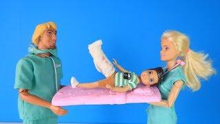 ЭТА ГЛУПАЯ РЕВНОСТЬ Мультик #Барби Сериал Школа Куклы Игрушки для девочек