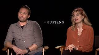 The Mustang: Interview With Matthias Schoenaerts And Director Laure De Clarmont-Tonnerre