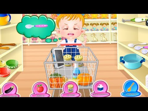 Baby Hazle Games HD - Android gameplay - Fun Kids Games