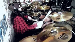 Glen Monturi - Stargasm (Mastodon Drum Cover)
