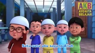 Aku Sayang Allah, Lagu Anak Muslim Indonesia, AKB   Ayo Kita Belajar