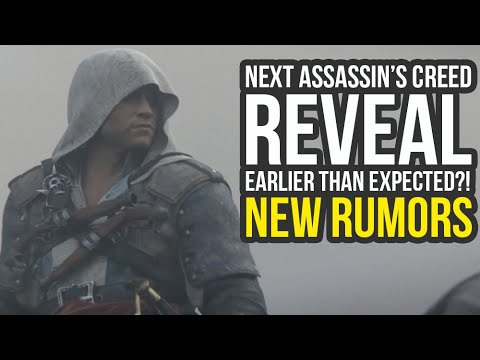 Assassin's Creed Kingdom Reveal Earlier Than We Think?! NEW RUMORS (Assassin's Creed 2020) thumbnail