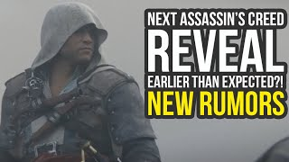 Assassin's Creed Kingdom Reveal Earlier Than We Think?! NEW RUMORS (Assassin's Creed 2020)