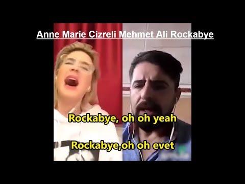 Anne Marie & Cizreli Mehmet Ali - Rockabye  İngilizce-Türkçe-Kürtçe Altyazı (Subtitle)