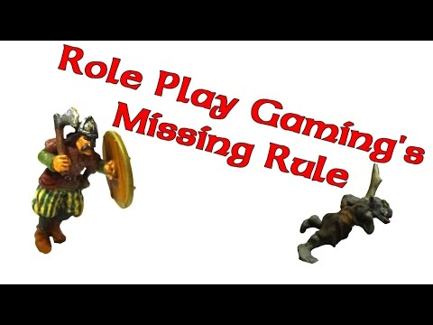 Role Play Gaming