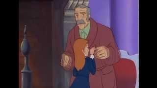 オーレリーがビルフランの孫であるということがわかった感動の場面.