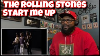 The Rolling Stones - Start Me Up   REACTION
