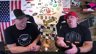 """HATFIELD~MCCOY TRAILS GUEST ON """"LIVE TALK TUESDAY"""""""