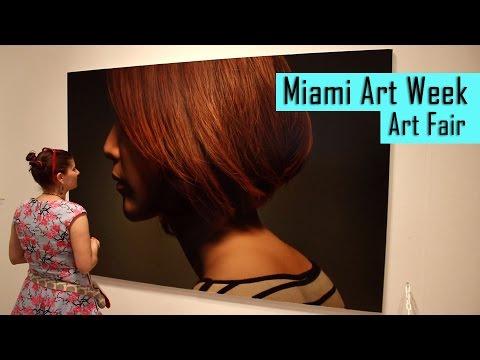 Art Basel 2016 Contemporary Art Miami