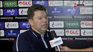 ملعب ONTime - تعليق رضا عبد العال الناري بعد التعادل مع المقاولون: كنت هكسب لولا الأخطاء الساذجة