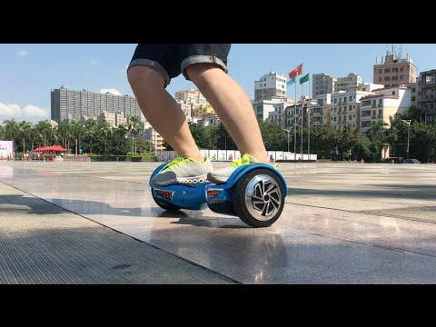 6 5 Inch Vs 8 Inch Bluetooth Hoverboard Doovi