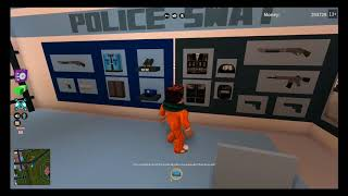 ROBLOX Jailbreak #2 - beep beep thats the sound of the police
