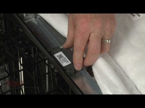 Door Latch - GE Dishwasher