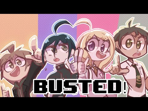 busted! // danganronpa 1/2/v3 animatic from YouTube · Duration:  1 minutes 39 seconds