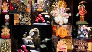 Ekadantaya Vakratundaya - Karaoke - Nitin Srinivas S