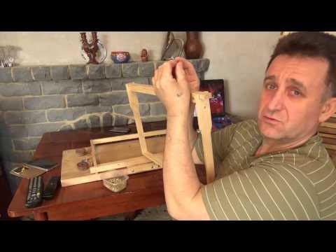 Диалог о пчеловодной рамке. Латунные втулки для рамок. Приспособление для запрессовки втулок.