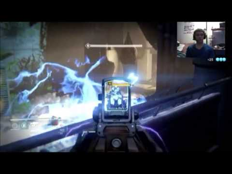 DESTINY! Walkthrough: Part 23, The Archive:Bigger than Archives? That's what she said!