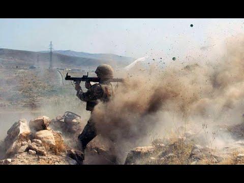 Баку растерзал! Министр обороны Азербайджана – раскидал оккупантов: это война. Развевается флаг Баку