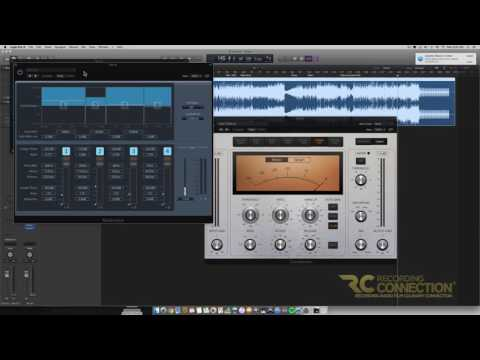 Recording Connection - Mastering in Logic Pro X