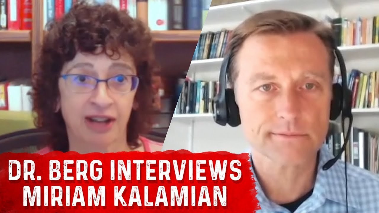 Dr. Berg Interviews Miriam Kalamian on Cancer & the Ketogenic Diet - YouTube