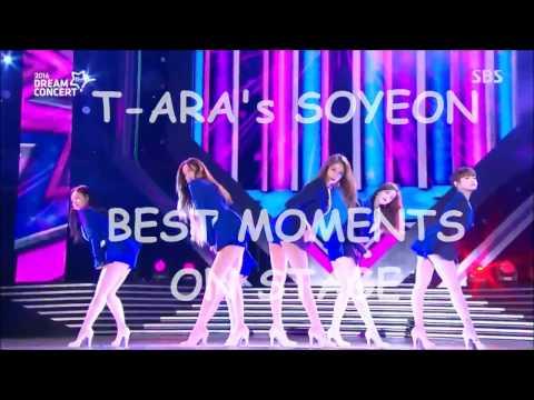 Soyeon / T-ARA / Best Moments