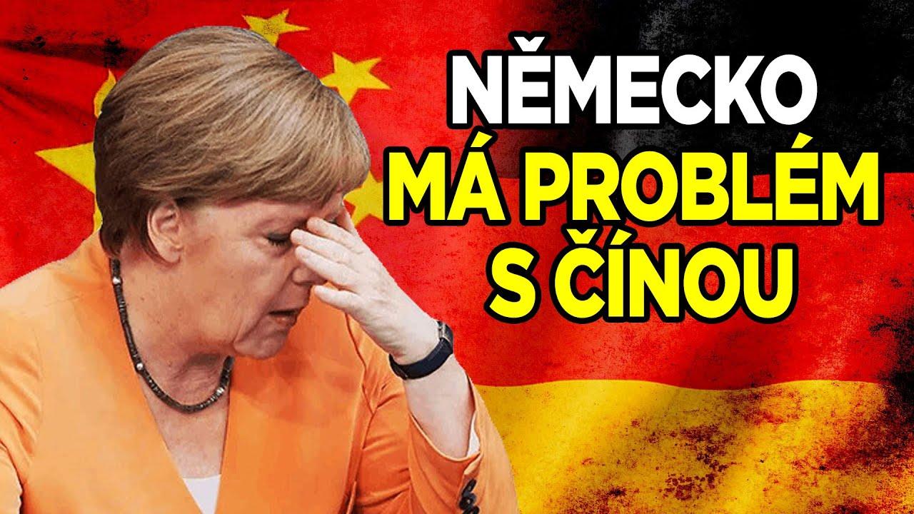 Německo má problém s Čínou (CBC)