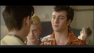 Nowhere Boy - John Lennon y Paul McCartney se conocen