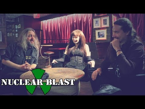 AURI - Troy, Johanna and Tuomas on mixing the album at Real World Studios (EXCLUSIVE TRAILER)