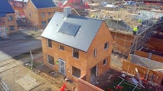 We bought a Persimmon Homes House in Bishops Cleeve! First fix update...