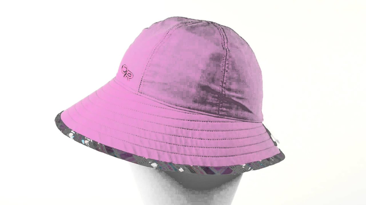 Outdoor Research Arroyo Reversible Bucket Hat - UPF 30 (For Women ... 9d689a5f497