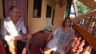 68. ГОСТИ ИРИНА И ВЛАДИМИР. ТАМАРА И ЕЁ КАНАЛ О ПУТЕШЕСТВИЯХ #BigTripVlog. ПОДАРКИ ОТ ЛЮДМИЛЫ