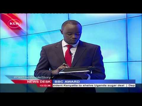 Nancy Kacungira wins first BBC World News Komla Dumor Award