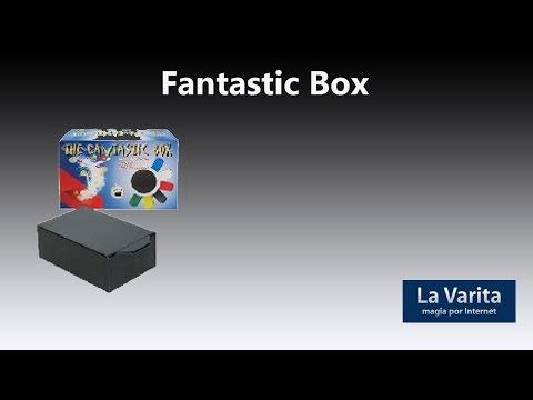 Fantastic Box Negra video