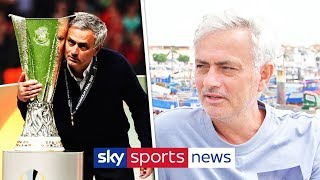 EXCLUSIVE! Jose Mourinho on his 'undervalued' success at Man Utd!