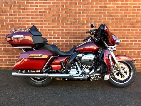 2017 Harley Davidson Ultra Limited Low. Brand New. For Sale. #24252